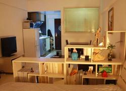 Gọn gàng, hiệu quả trong căn hộ studio 43 m2
