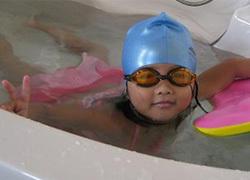 Học bơi trên cạn