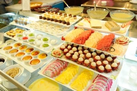Thực đơn buffet sáng phong phú với 60 món chính, chỉ với 99.000đ là điểm đặc biệt Maison Sens tự hào giới thiệu tới quý khách hàng.