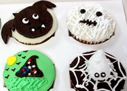 12 món ăn trong đêm Halloween