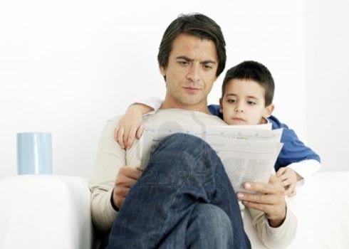 Phụ nữ thường không thích yêu với những ông bố đơn thân - Ảnh: 123rf