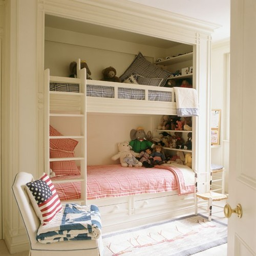Classic-cream-painted-childs-bedroom-wit