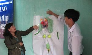 Học sinh Đà Nẵng lớp 6 đã học về bao cao su