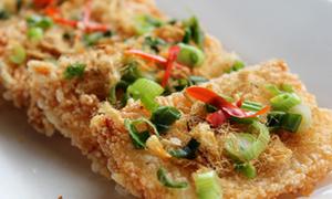 Đến Ninh Bình, đừng quên ăn cơm cháy