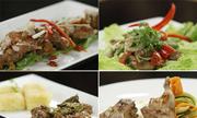 Đặc sản chuột đồng thử thách thí sinh Vua đầu bếp Việt