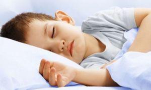 Cẩn trọng khi trẻ ngưng thở lúc ngủ