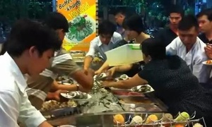 Văn hóa ăn uống 'thảm họa' của một bộ phận người Việt