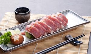 Buffet 100 món ăn Nhật Bản tại iSushi