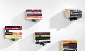 Những chỗ để sách không cần nhiều diện tích