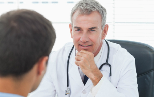 Nam giới không nên chủ quan khi gặp vấn đề về sức khỏe nam khoa. Ảnh:Men's Health.