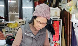 Bà đồ 20 năm cho chữ ở cố đô Huế