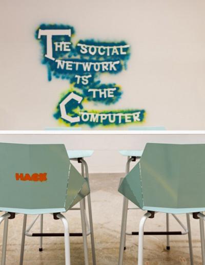 Chiếc ghế đơn giản cũng sẽ trở nên khác biệt.