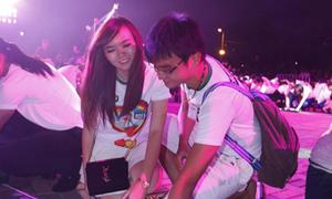Điểm hẹn tình yêu mới của giới trẻ Sài Gòn