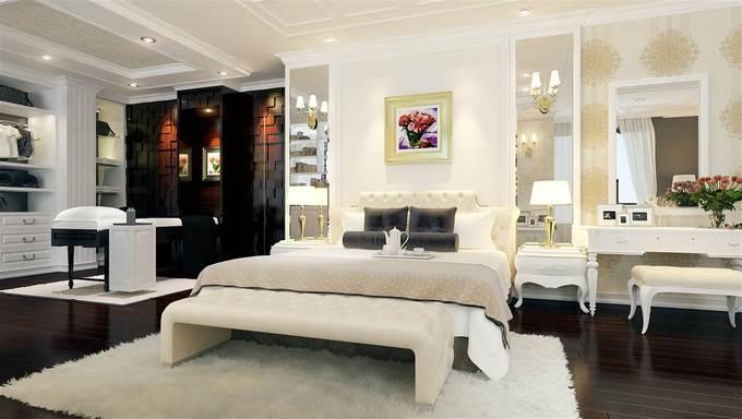 Bài trí nội thất cho phòng ngủ
