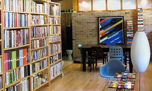Các căn phòng mê hoặc người thích đọc sách