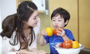 Hình thành thói quen dinh dưỡng tốt cho trẻ đến tuổi đi học