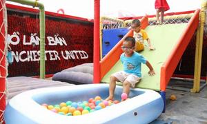 Trại hè lưu động dành cho trẻ em cả nước