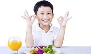 Dinh dưỡng cho 'giai đoạn vàng' của trẻ