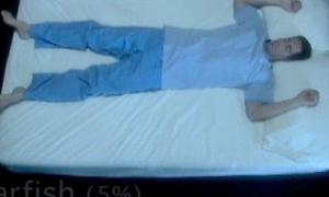 Đoán tính cách qua tư thế ngủ