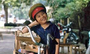 Tuổi thơ Hà Nội những năm 1990