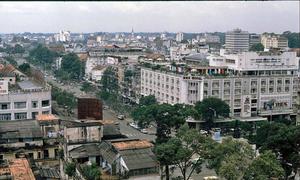 Sài Gòn những năm 90 qua ống kính nhiếp ảnh gia Đức