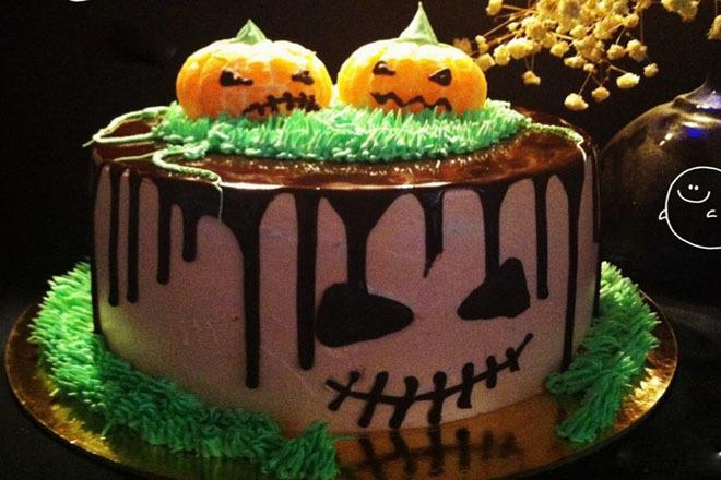 Những món ăn cho lễ Halloween