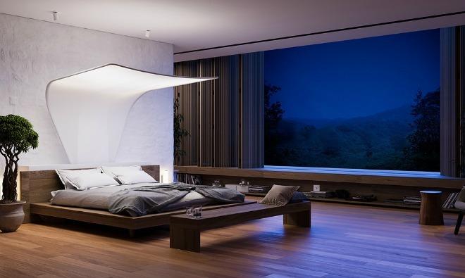 10 không gian lý tưởng cho những giấc ngủ ngon