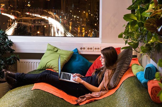 Văn phòng vừa đẹp vừa thoải mái của Google ở Budapest