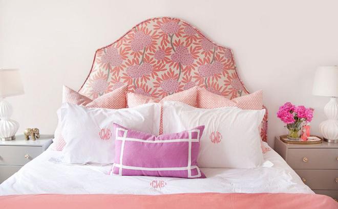 Đầu giường êm ái vừa đẹp