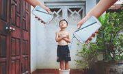 Chân dung đứa trẻ vô hồn vì nghiện smartphone