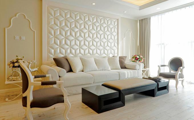 6 tháng cải tạo căn hộ chung cư lãng mạn và tiện nghi hơn
