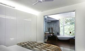 Xu hướng phòng ngủ sang trọng nhìn thẳng vào nhà tắm