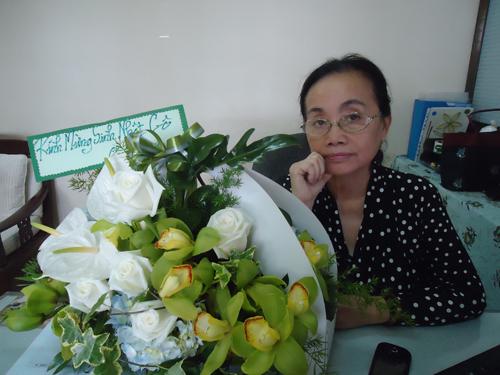 Phó giáo sư, Tiến sĩ Ngô Kiều Nhi.