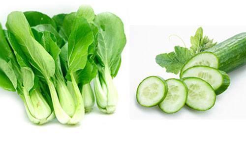 Các loại rau củ dễ nhiễm thuốc bảo vệ thực vật nhất