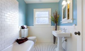 Biến phòng tắm thành nơi thư giãn nhất trong nhà
