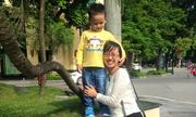 Người mẹ trẻ tạo nên 'bản lĩnh đàn ông' cho con trai 4 tuổi