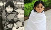 Loạt ảnh bố Việt và con chứng tỏ mẹ chỉ 'đẻ thuê'