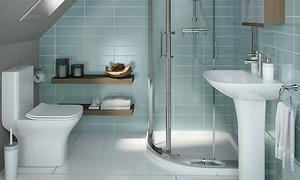 Cách nào khắc phục tình trạng phòng tắm không thoát nước