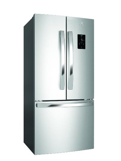 Tủ lạnhElectrolux NutriFreshETE5720AA thiết kế tại châu Âuvới dung tích lớn hơn.