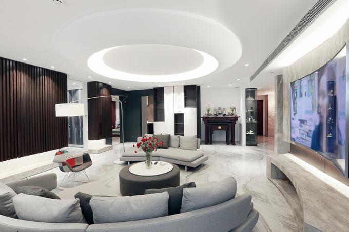 Căn hộ Hà Nội cải tạo như khách sạn 5 sao ở Singapore