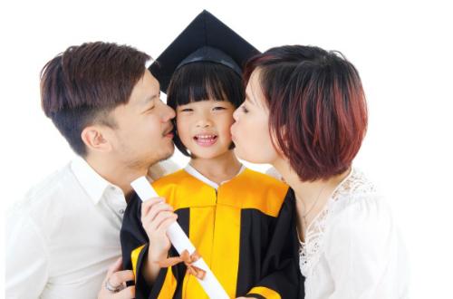 Làm sao đểđảm bảo con đường học vấn của conlà trăn trở thực tế của nhiều cha mẹ