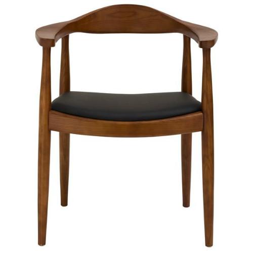 Được ví như Christian Dior của ngành nội thất, nhà thiết kế Hans J. Wegner (Đan Mạch) nổi tiếng với chiếc ghế Kennedy, mà người Mỹ thường gọi là ghế tổng thống.