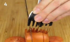 4 cách sử dụng dĩa khác lạ