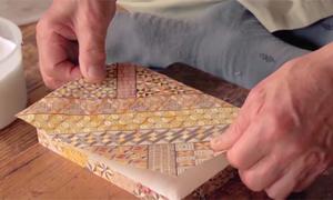 Cách ghép gỗ tinh xảo của người Nhật