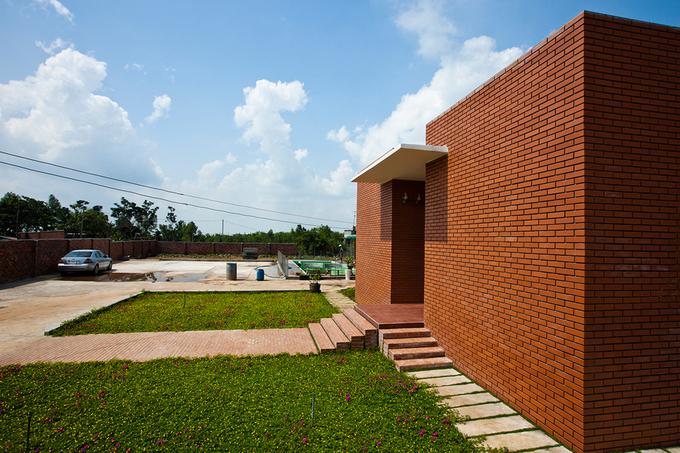 Ngôi nhà 500 triệu càng vào trong càng đẹp ở vùng quê Đồng Nai