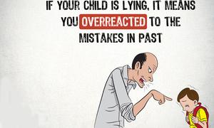 11 dấu hiệu của những ông bố bà mẹ tồi