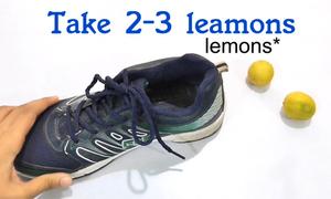 10 mẹo đơn giản khử mùi hôi giày cho nam giới