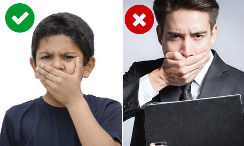 7 hành động nhỏ vô tình làm xấu hình ảnh của bạn