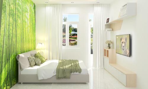 Tư vấn làm nhà 3 tầng hiện đại với 800 triệu ở Sài Gòn