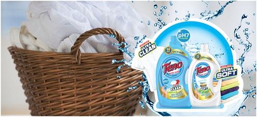 Nước giặt trung tính Tero